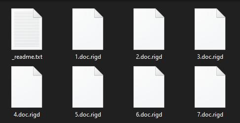 remove Rigd ransomware