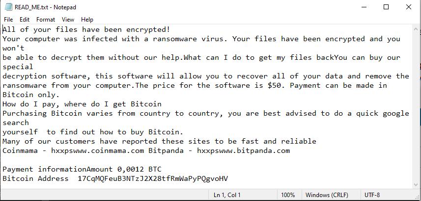 remove Shasha ransomware